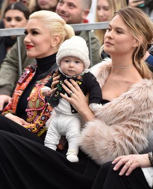 Бехати Принслу и Адам Левин во второй раз стали родителями (фото 1)