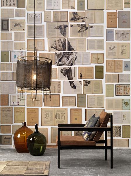 Новая коллекция обоев голландской марки NLXL | галерея [1] фото [5]
