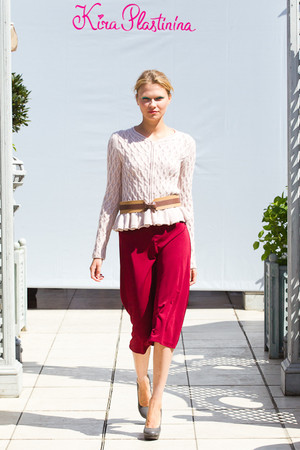 Показы мод Kira Plastinina Осень-зима 2012-2013 | Подиум на ELLE - Подиум - фото 1383