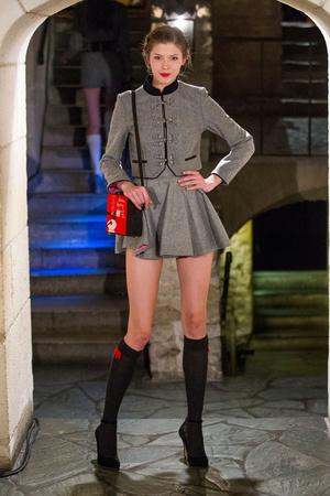 Показы мод Olympia Le-Tan Осень-зима 2013-2014 | Подиум на ELLE - Подиум - фото 639