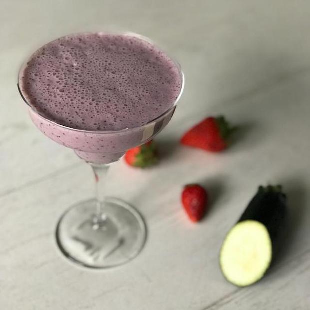 Витаминные смузи: 4 рецепта от Анастасии Хозисовой (фото 19)