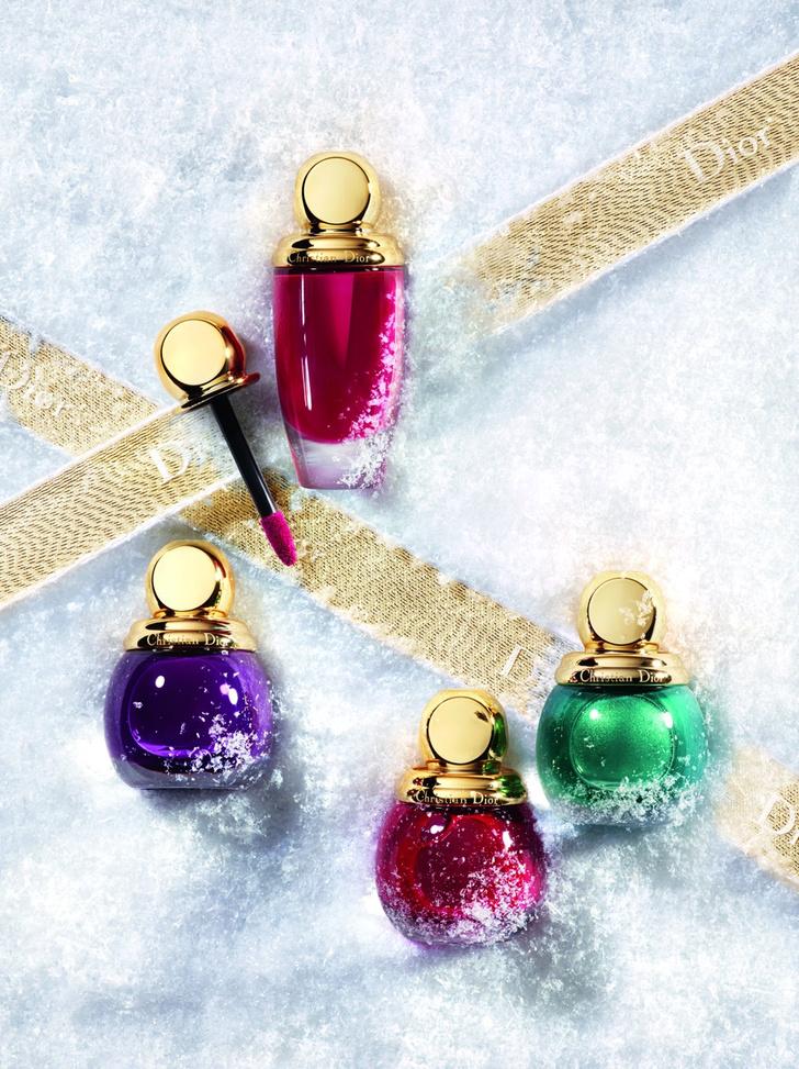 Шик и блеск: Dior представили рождественскую коллекцию Precious Rocks фото [1]