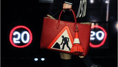 Неделя моды в Лондоне: показы Ashley Williams и Anya Hindmarch | галерея [2] фото [6]