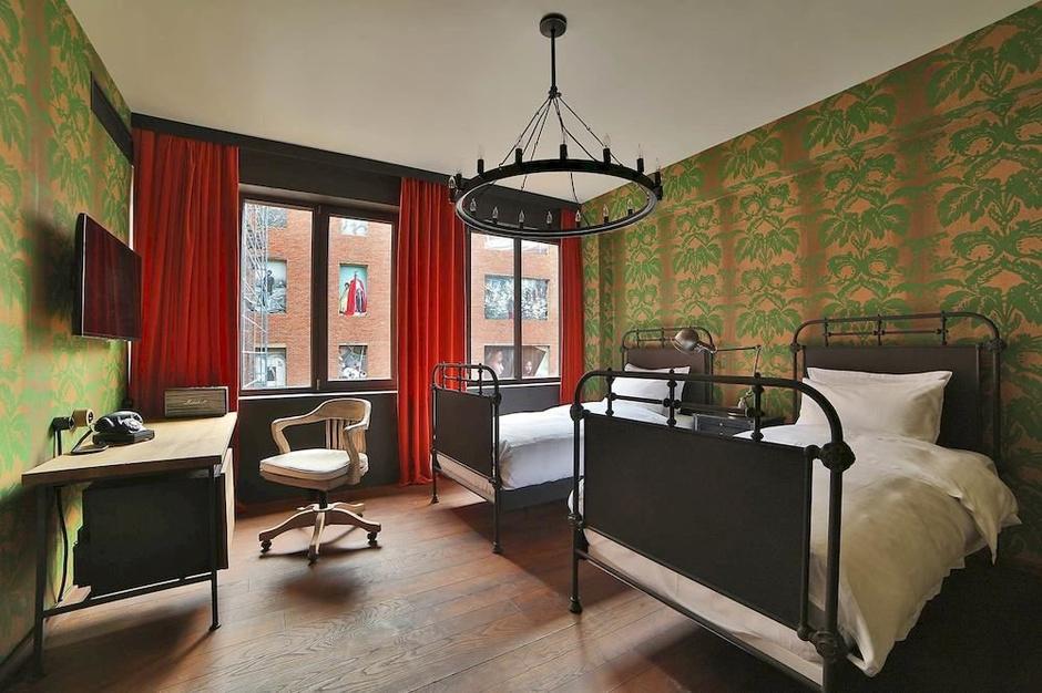 9. Rooms Hotel, Тбилиси, Грузия