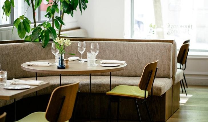 Эпоха джаза: ресторан в Мадриде (фото 7)