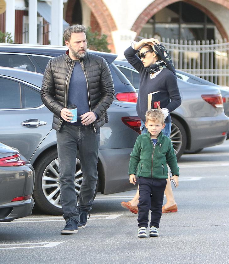 Дженнифер Гарнер и Бен Аффлек стараются сохранить семью