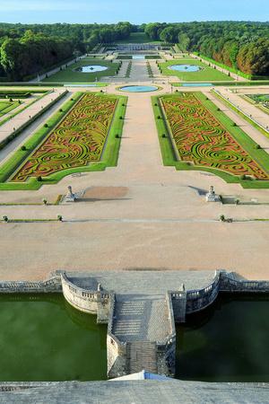 50 лет со дня открытия дворца Во-ле-Виконт (фото 6.2)