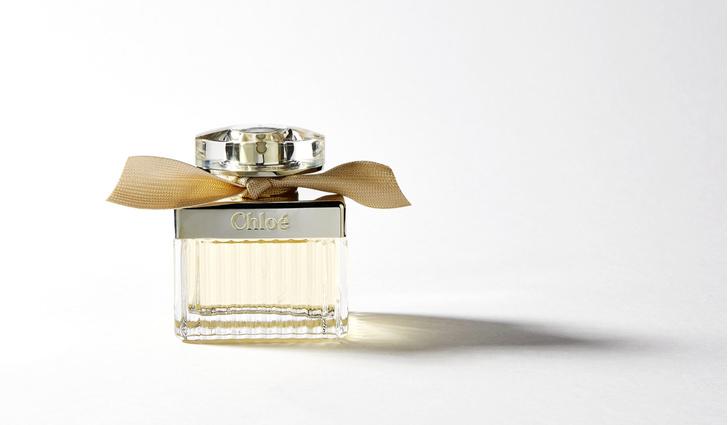Как снимали рекламную кампанию аромата Chloé (фото 11)