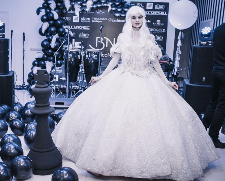Открытие салона красоты Bianco Nero (фото 6)