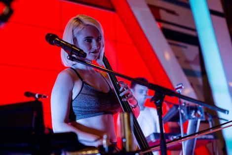 В «Цветном» состоялся концерт группы Clean Bandit | галерея [1] фото [2]