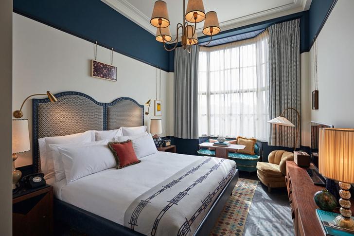 Бутик-отель Soho House в Амстердаме (фото 10)