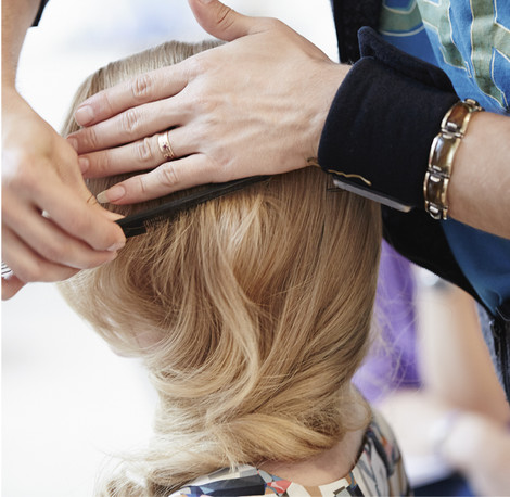 Star Trends: Светлана Ходченкова в модных бьюти-образах нового сезона | галерея [1] фото [4]