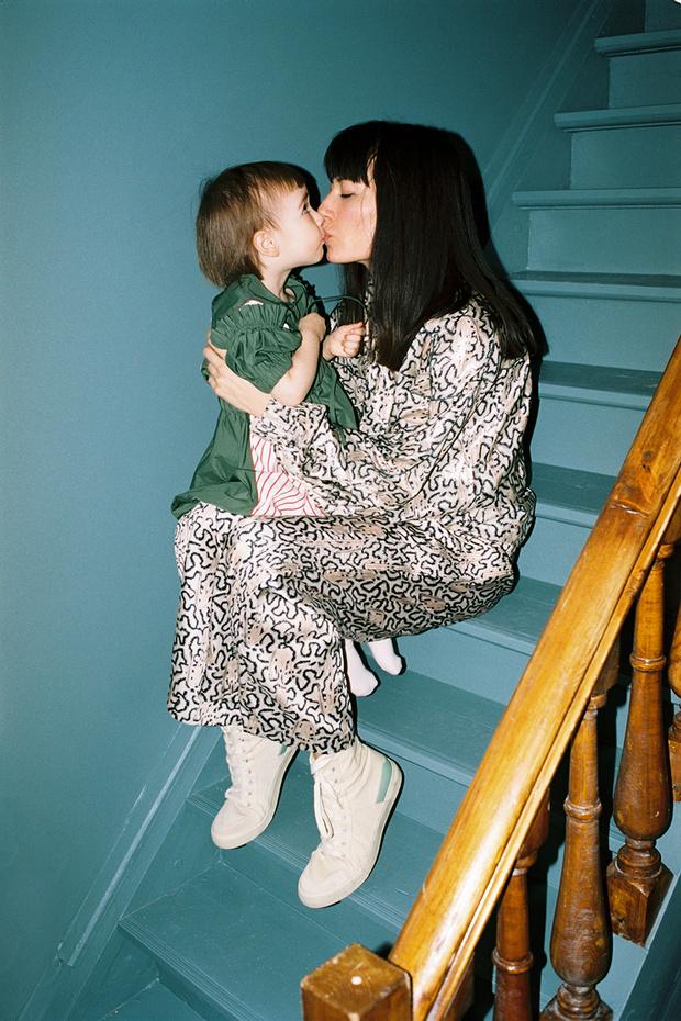 Блогер Оля Малышева — о том, как сочетать собственный бизнес и материнство (фото 1)
