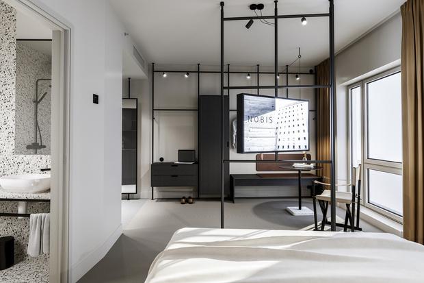 Blique by Nobis: отель по проекту Герта Вингорда в Стокгольме (фото 9)