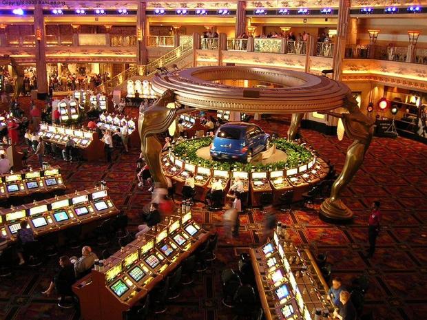Ставлю на зеро: 10 самых роскошных казино мира (фото 17)