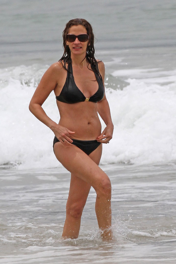 фото женщины за 40 в купальниках