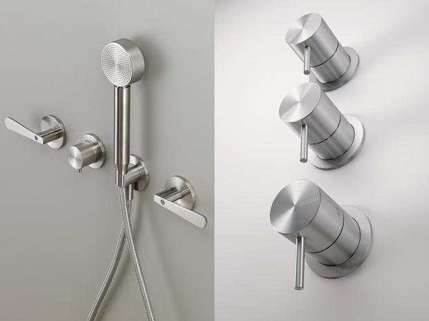 Ванная комната в стиле лофт — идеи оформления и объекты из металла (фото 9)