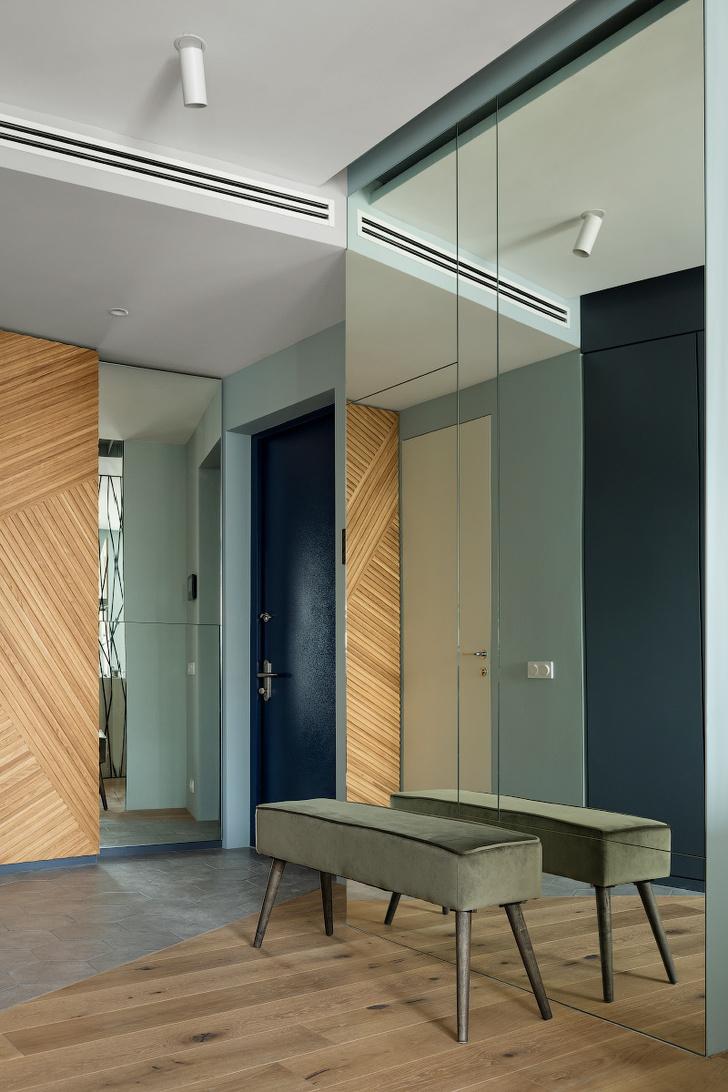 Квартира 110 м²: проект Максима Кашина (фото 10)