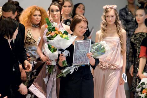 Второе место: Марина Фомичева