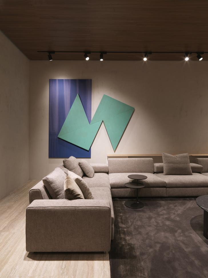Винсент ван Дуйсен оформил бутик The Molteni Group в Нью-Йорке (фото 12)