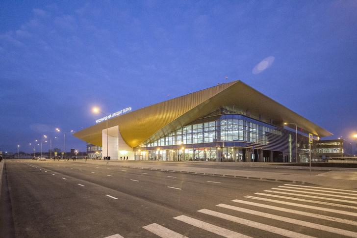Новый символ Прикамья: терминал аэропорта Перми (фото 6)