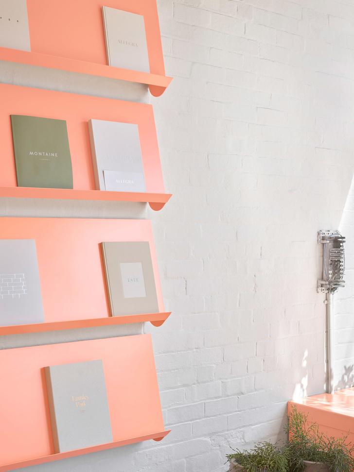 Розовые грезы: яркий офис в Мельбурне (фото 3)