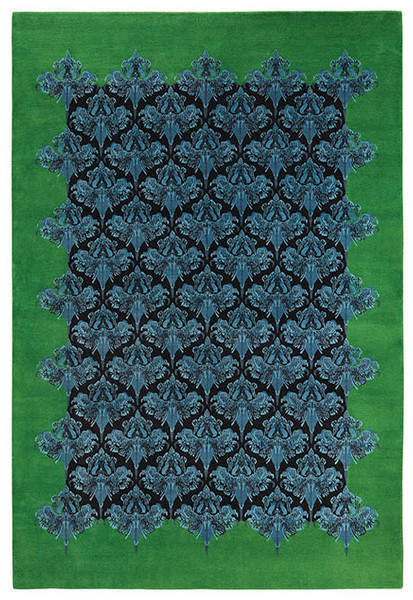 Новая коллекция: ковры от Jonathan Saunders для The Rug Company | галерея [1] фото [1]