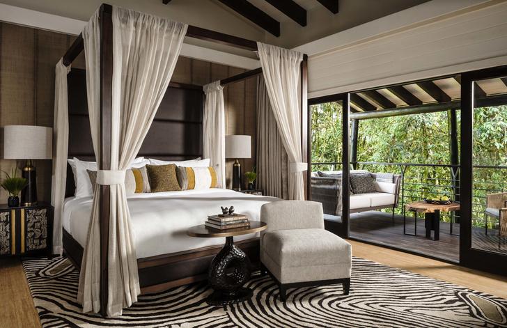 Отель One&Only Nyungwe House в Руанде (фото 3)