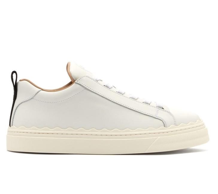 Белые кожаные кеды — константа гардероба. Какие выбрать? (фото 11)