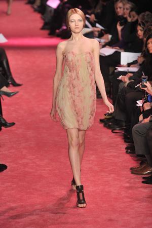 Показы мод Jason Wu Осень-зима 2010-2011 | Подиум на ELLE - Подиум - фото 2873