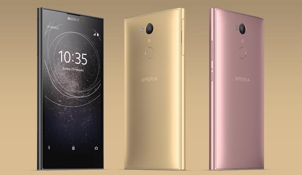 Три новых смартфона от компании Sony (фото 3)