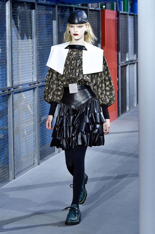 От хип-хопа до фанка 1980-х: смешение стилей на показе Louis Vuitton? (фото 2)