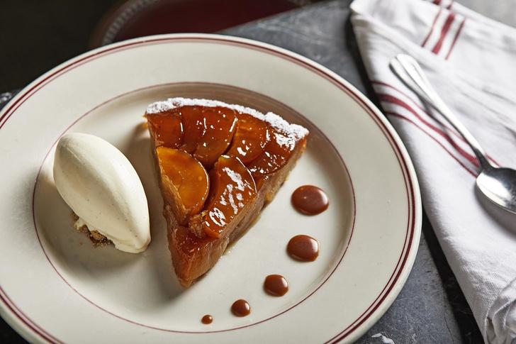 Как приготовить французский яблочный пирог «Тарт Татен»? (фото 1)