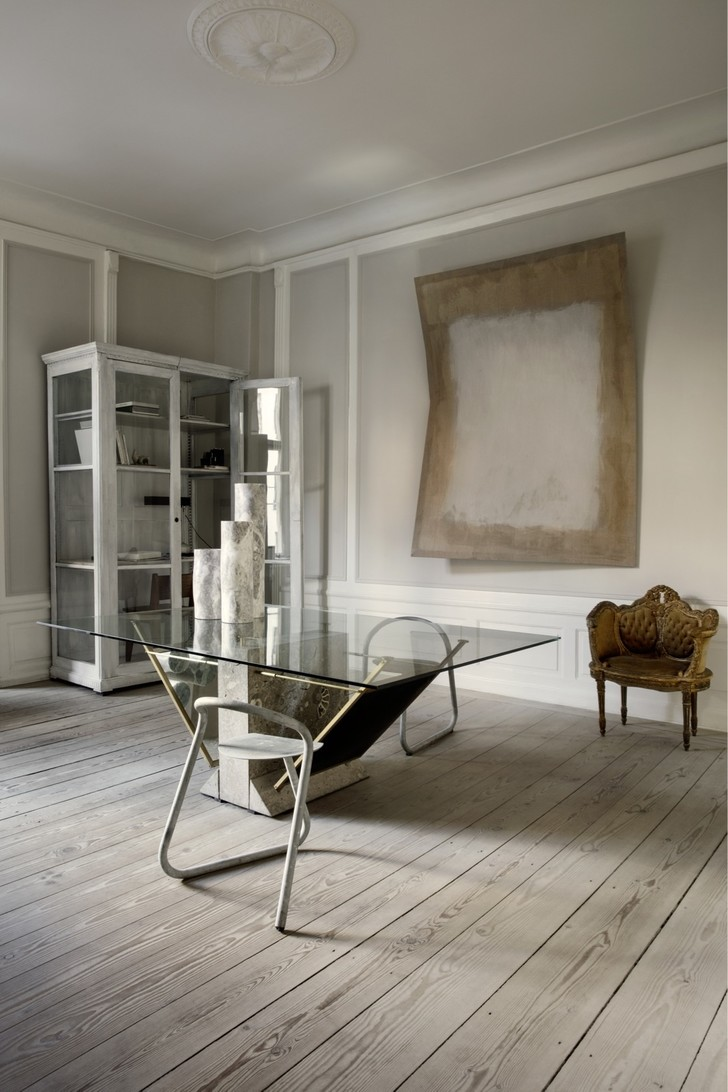 Туманное будущее: квартира в Копенгагене (фото 3)