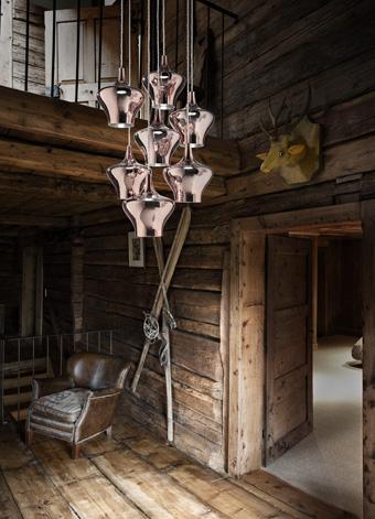 Русский дизайн: новая коллекция света Димы Логинова | галерея [1] фото [6]