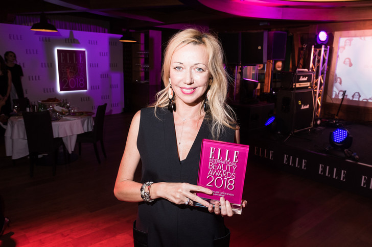 Объявлены победители премии ELLE International Beauty Awards 2018 (фото 11)