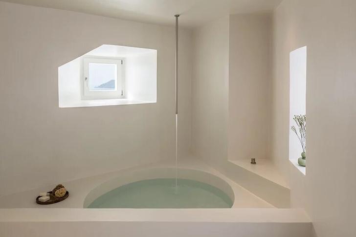 Saint Hotel на острове Санторини по проекту Kapsimalis Architects (фото 9)