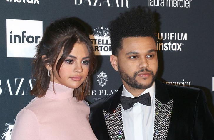 Сердцеед: The Weeknd появился в компании новой девушки (фото 1)