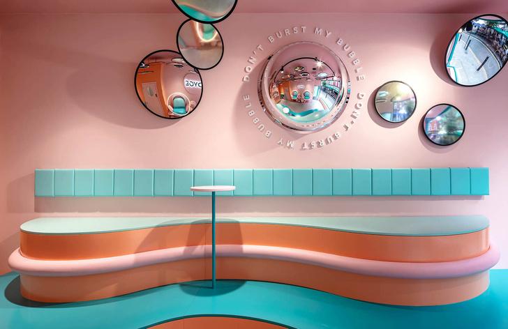 Инстаграмная кондитерская в Лондоне (фото 5)