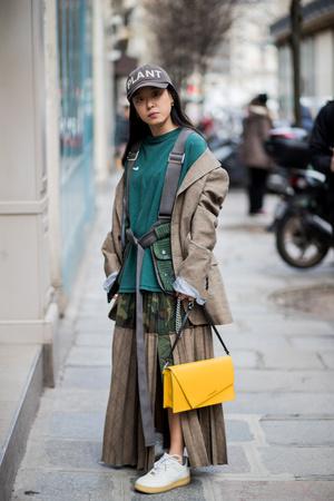 Что носили на Неделе моды в Париже? (фото 20.1)