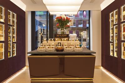 На Патриарших открылся парфюмерный бутик Xerjoff (галерея 1, фото 1)
