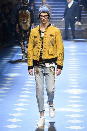 Dolce & Gabbana | Подиум на ELLE - Подиум - фото 4739
