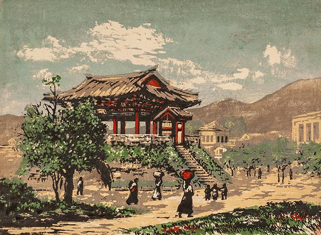 #ВостокДома: онлайн-лекция «Образы и краски живописи Старой Кореи» (фото 0)