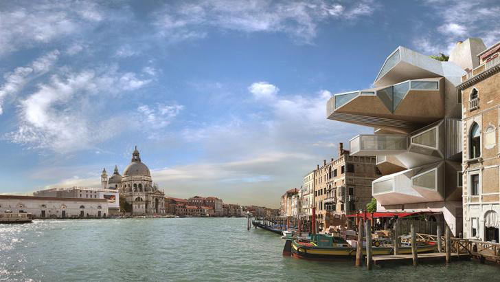 Марина Брагинская о Венецианской биеннале (фото 3)