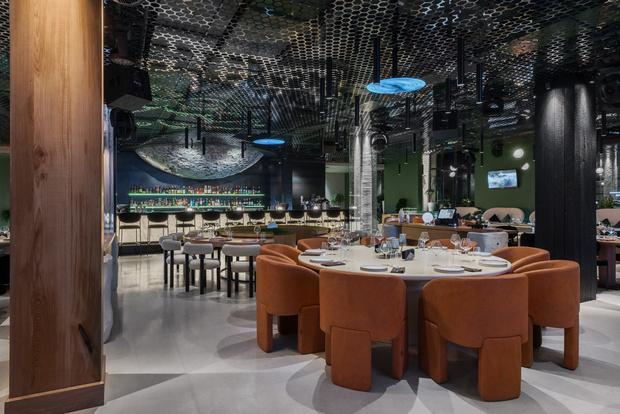 Четыре стихии: ресторан «Земля» в Москве (фото 4)