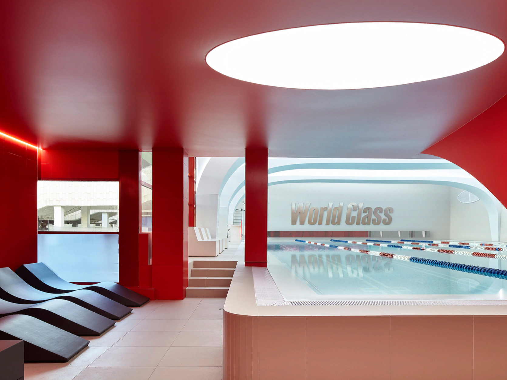 Победитель Red Dot 2018: бассейн от VOX Architects (галерея 6, фото 3)