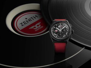 Крупным планом: часы Zenith, которые мануфактура посвятила диджею Карлу Коксу (фото 2.2)