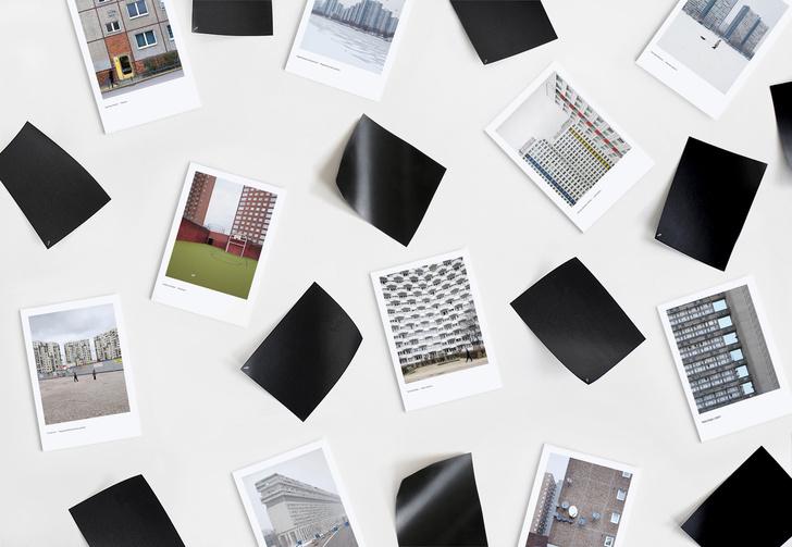 Архитектура в негативах: фотопроект Zupagrafika (фото 0)