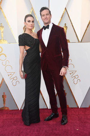 Рука об руку: самые красивые пары «Оскара-2018» (фото 3)