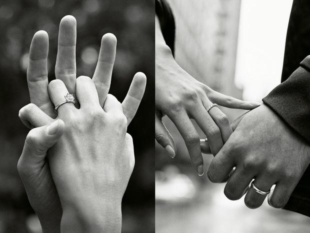 Как правильно выбирать обручальные кольца? (фото 3)